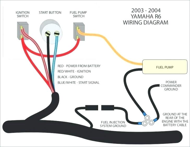 Wiring Diagram For 2004 Yamaha Grizzly 660