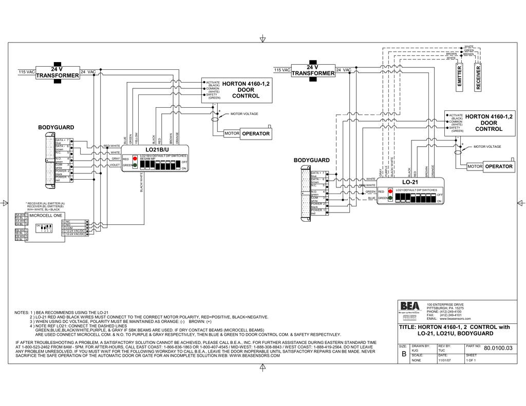 4100 engine wiring dd 4451  horton automatic door wiring diagram schematic wiring  horton automatic door wiring diagram