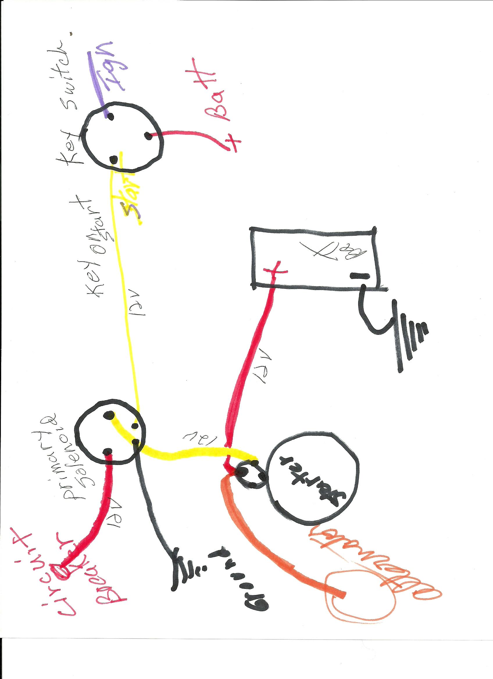 Groovy Mercruiser Starter Solenoid Wiring Diagram Wiring Diagram Wiring Cloud Faunaidewilluminateatxorg