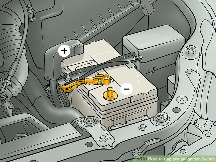 Tremendous How To Replace An Ignition Switch 15 Steps With Pictures Wiring Cloud Xortanetembamohammedshrineorg
