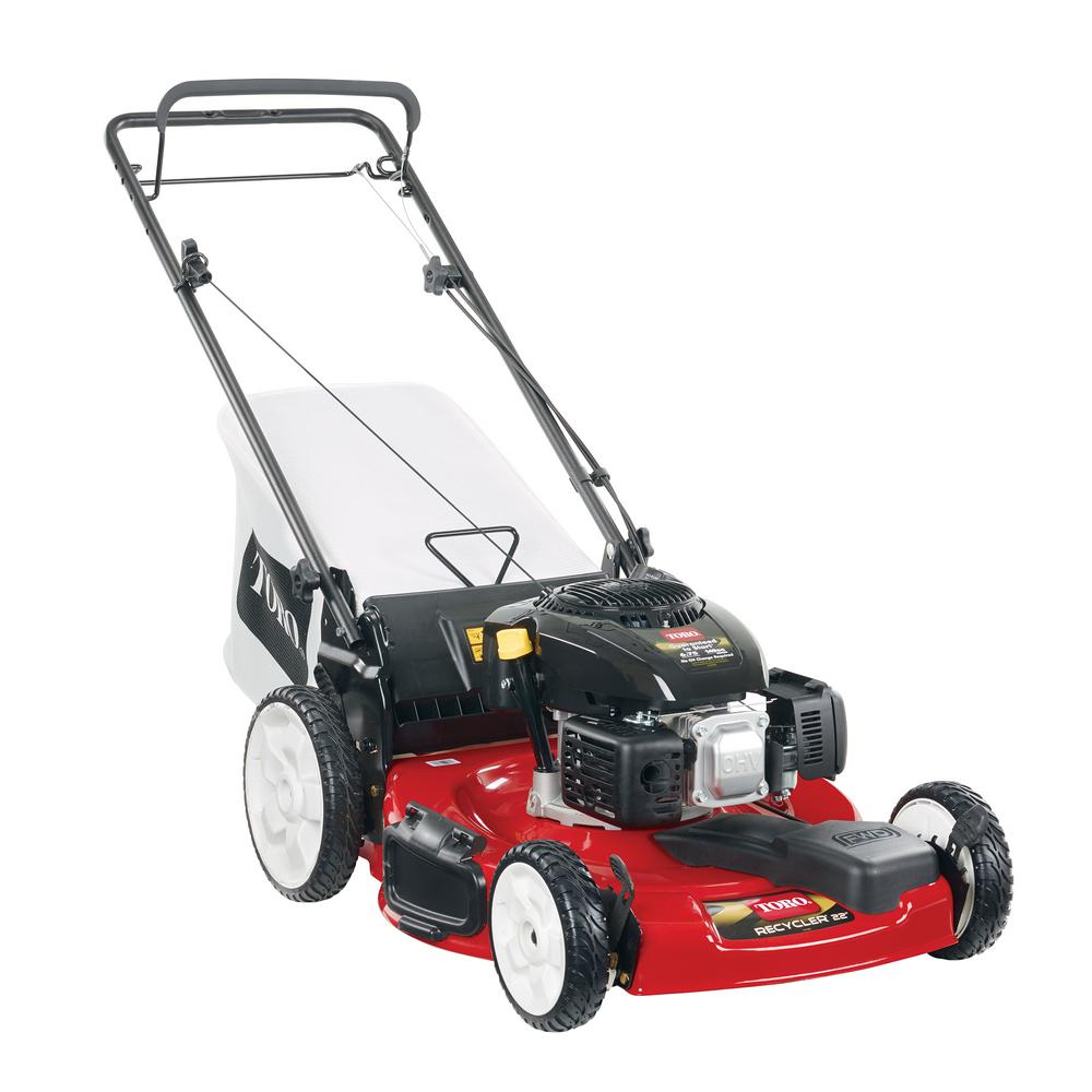 Surprising Toro 22 In Kohler High Wheel Variable Speed Gas Walk Behind Self Wiring Cloud Eachirenstrafr09Org