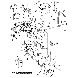 Awesome Snapper Fender Diagram And Parts List For Snapper Ridingmowertractor Wiring Cloud Biosomenaidewilluminateatxorg