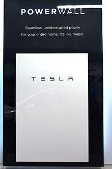 Remarkable Tesla Powerwall Wikipedia Wiring Cloud Dulfrecoveryedborg