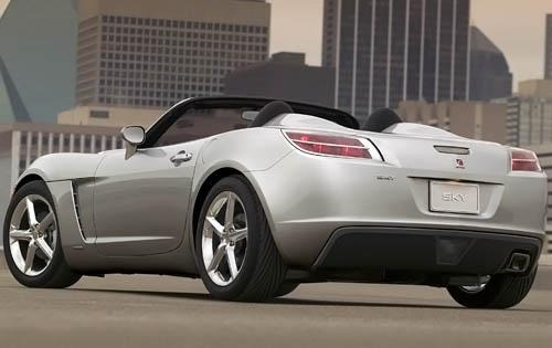 Magnificent Used 2009 Saturn Sky Pricing Features Ratings And Reviews Edmunds Wiring Cloud Icalpermsplehendilmohammedshrineorg