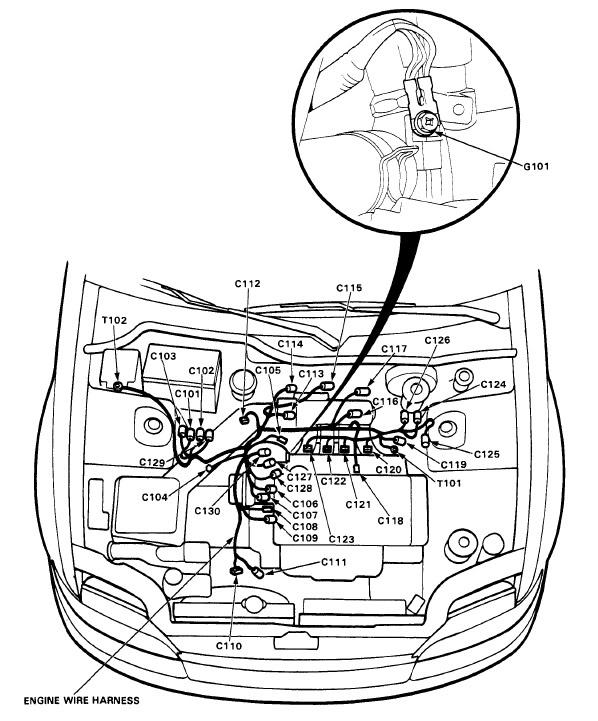 2000 Honda Civic Ex Wiring Diagram - Wiring Diagram