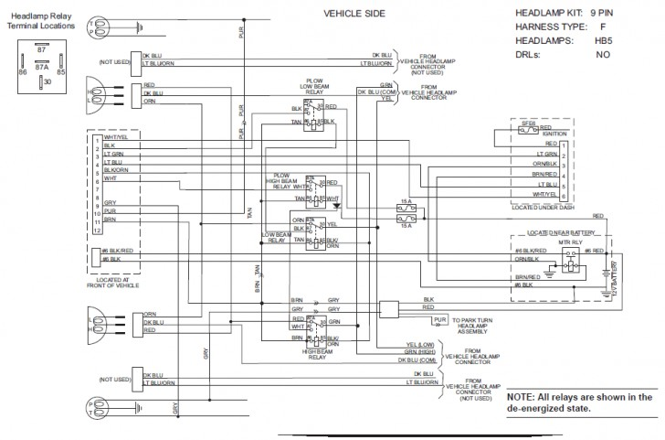 Excellent Western Vehicle Side Wiring Diagram 3 Port Plug New Snow Plow With Wiring Cloud Hemtegremohammedshrineorg