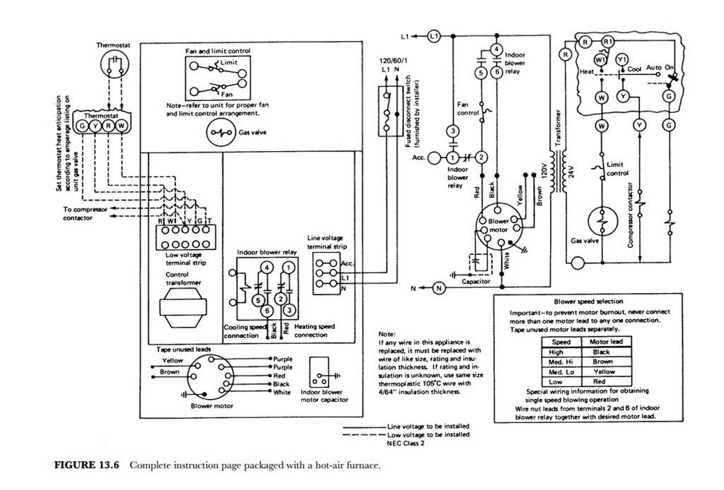 Suburban Furnace Wiring Diagram