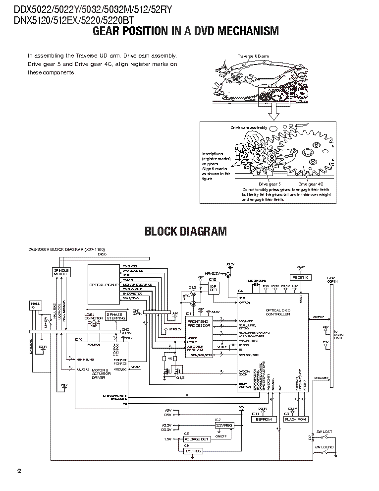 Kenwood Ddx372bt Wiring Diagram