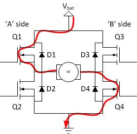 Magnificent H Bridges The Basics Modular Circuits Wiring Cloud Onicaxeromohammedshrineorg