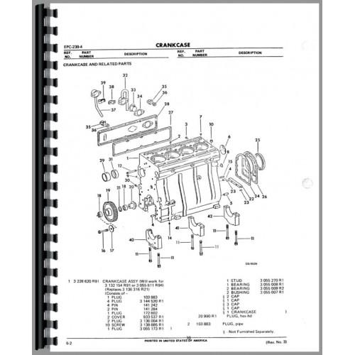 Astonishing Dt530 Engine Parts Diagram Wiring Diagram Wiring Cloud Licukshollocom