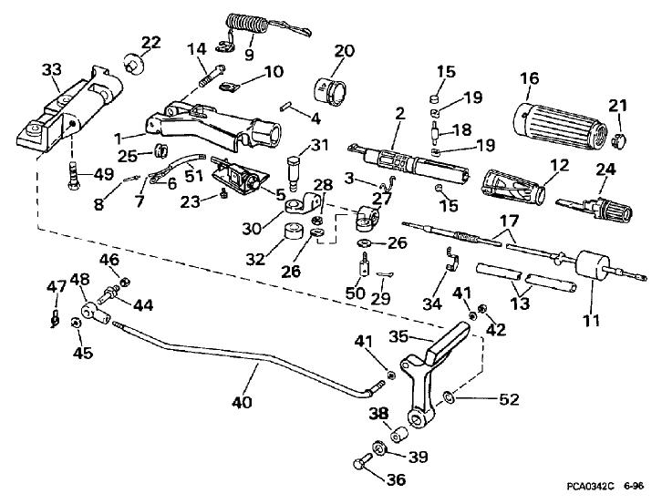 Og 7394 20 Hp Johnson Outboard Diagram Free Diagram