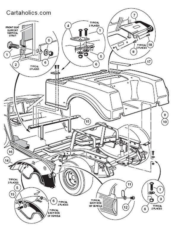 club car golf cart 48v wiring diagram club car ds schematic wiring diagram data  club car ds schematic wiring diagram data