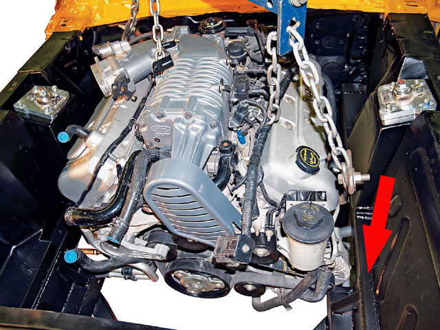 Super Engine Swap Modern V 8 Swaps Made Simple Hot Rod Network Wiring Cloud Timewinrebemohammedshrineorg