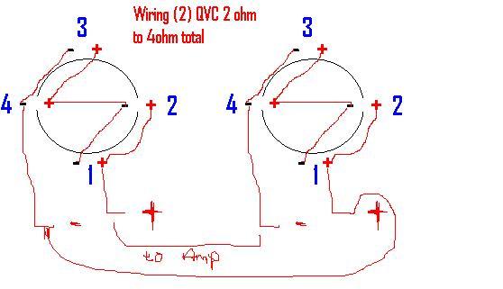 Yn 5892  Quad Coil Subwoofer Wiring Diagram As Well