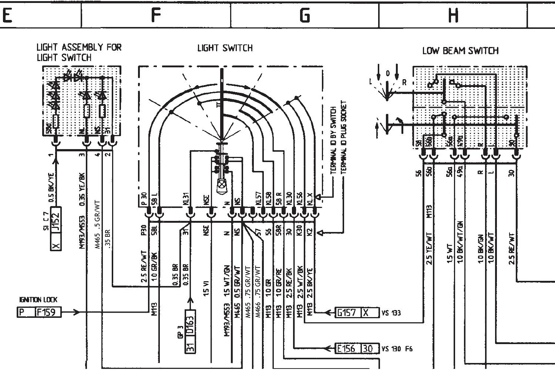 porsche 944 radio wiring diagram dc 8217  porsche 924 ignition wiring diagram wiring diagram  porsche 924 ignition wiring diagram