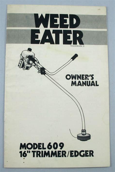 Excellent Weed Eater Manuals Epub Pdf Wiring Cloud Lukepaidewilluminateatxorg
