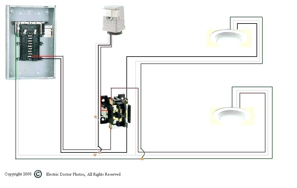 220v Photocell Wiring Diagram