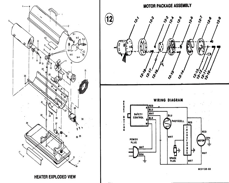 Astonishing All Pro Heater Wire Diagram Wiring Diagram Wiring Cloud Ymoonsalvmohammedshrineorg