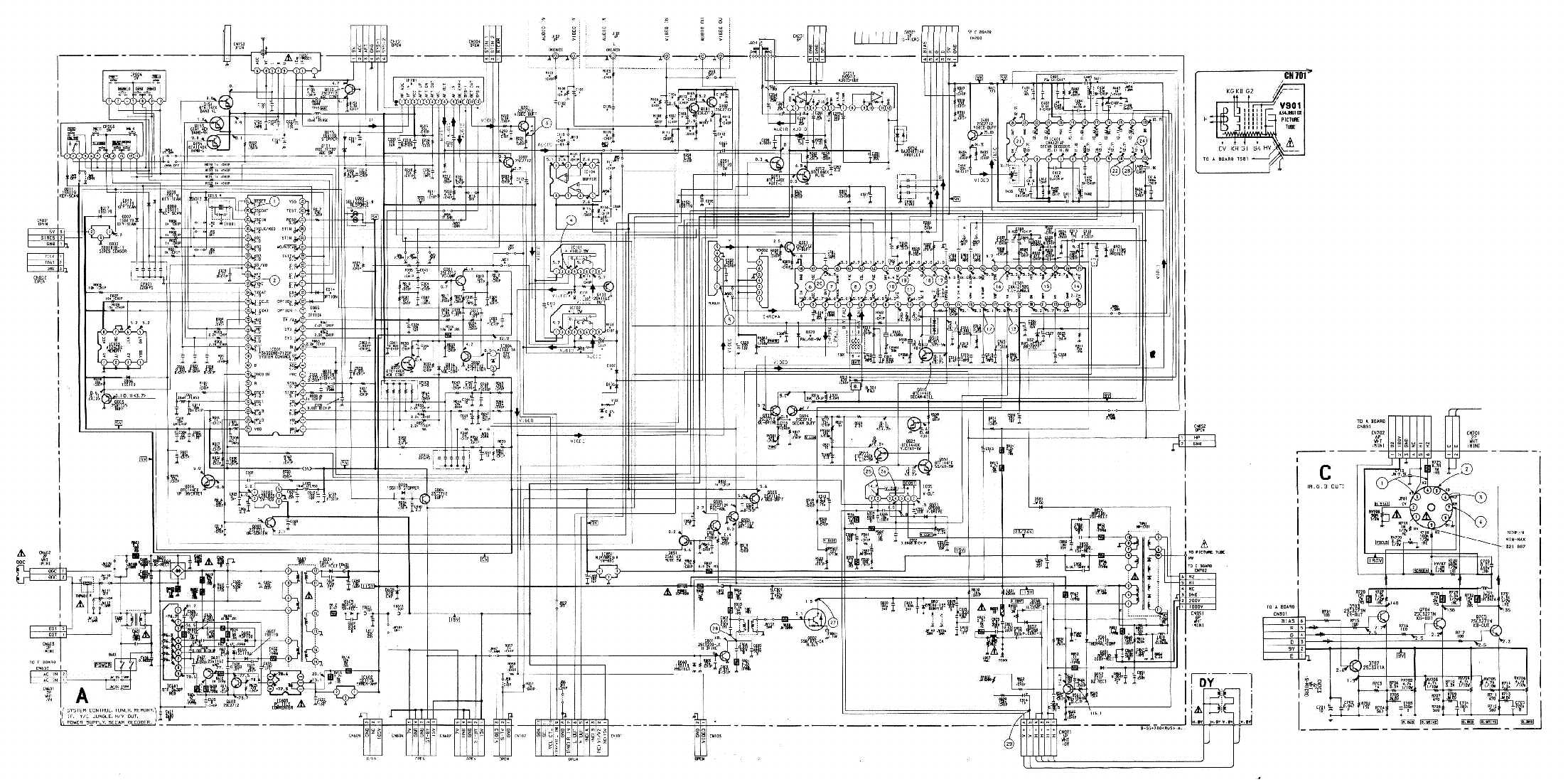 Enjoyable Sony Tv Circuit Diagram Wiring Diagram Wiring Cloud Ittabpendurdonanfuldomelitekicepsianuembamohammedshrineorg