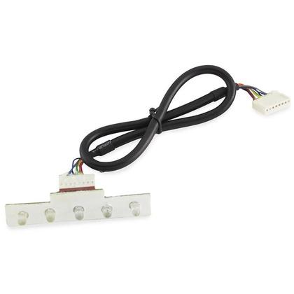 Admirable Thunder Heart Led Dash Indicator Kit Wiring Cloud Hisonepsysticxongrecoveryedborg