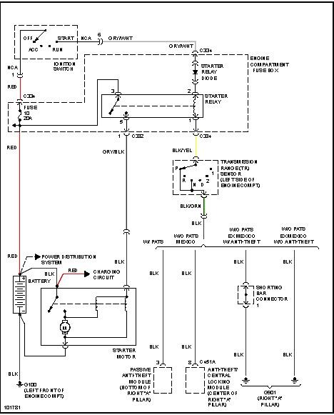 Wiring Diagram Of Alternator To Battery