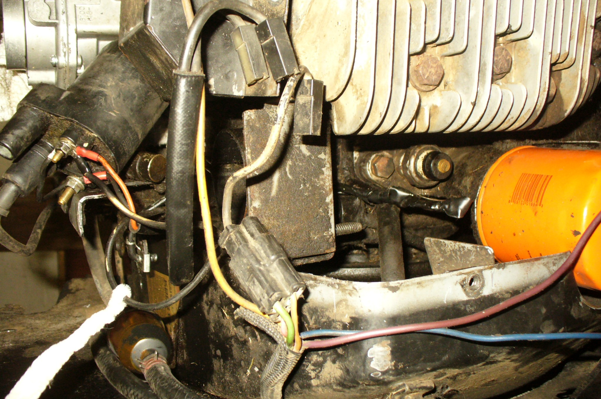 Cd 8906 Onan Ignition Coil Wiring