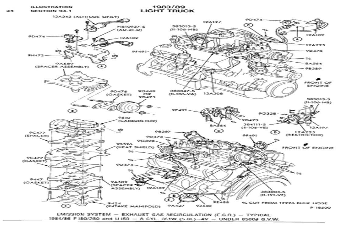 wiring diagram for a 1986 ford f150 ford 4 9 engine diagram wiring diagram data  engine diagram wiring diagram