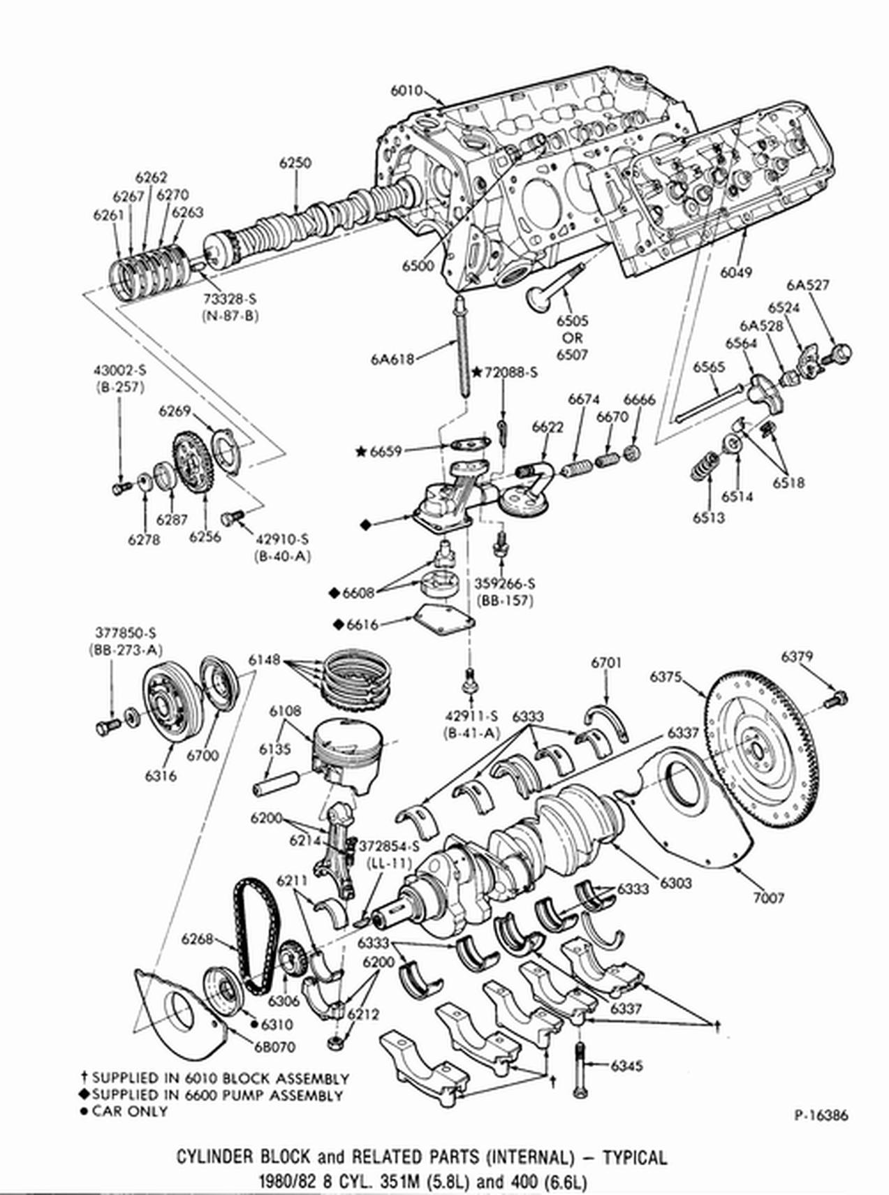 Ew 5629  1977 Ford 400 V8 Engine Diagram Free Diagram