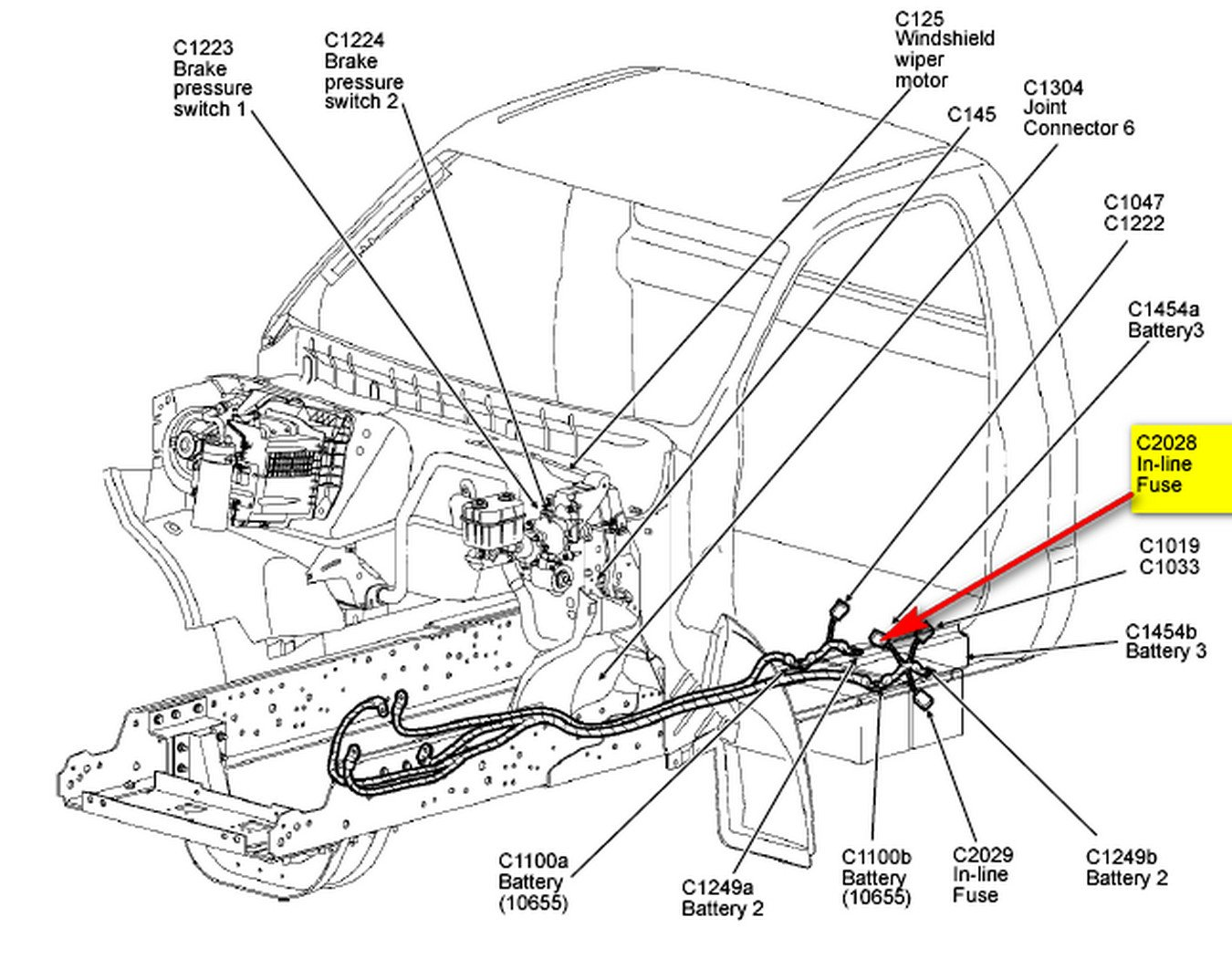 01 Ford F650 Throttle Wiring | mayor-revolution Wiring Diagram ID -  mayor-revolution.ilfrantoiodelleidee.it | Ford F650 Transmission Wiring |  | wiring diagram library