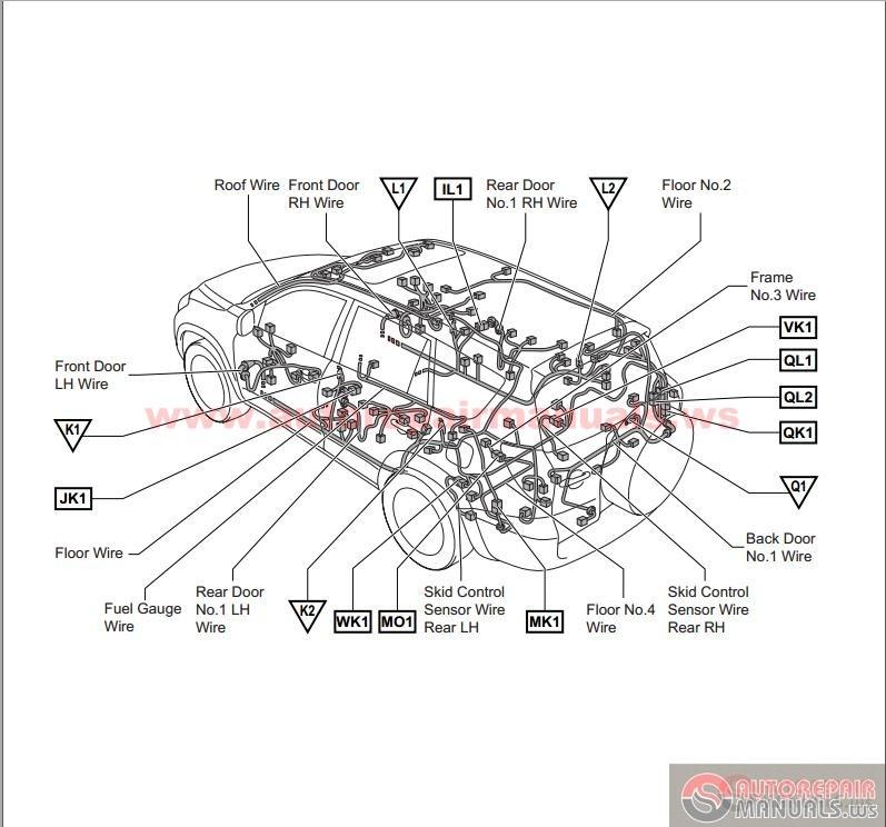 Wiring Diagram For 2010 Toyota Rav4 Wiring Diagram Limited Limited Zaafran It