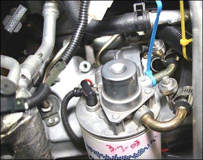 2003 Chevy Silverado Fuel Filter Housing - Wiring Diagrams DataUssel