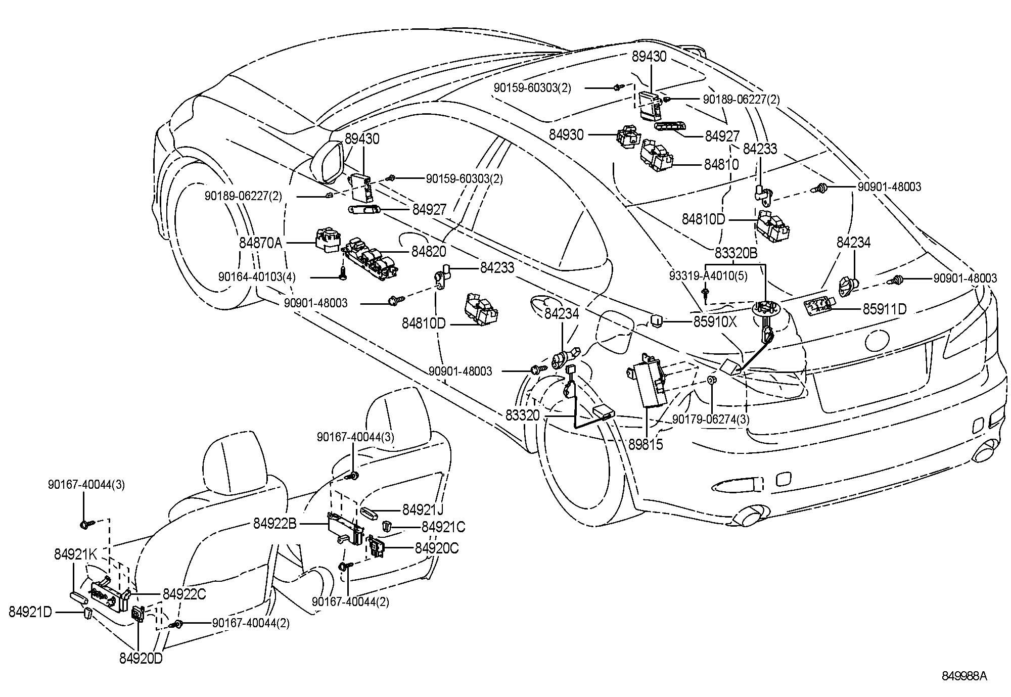 Nt 7171  These Diagrams Also Include Nonvvti Diagrams Please Ensure You Check Schematic Wiring