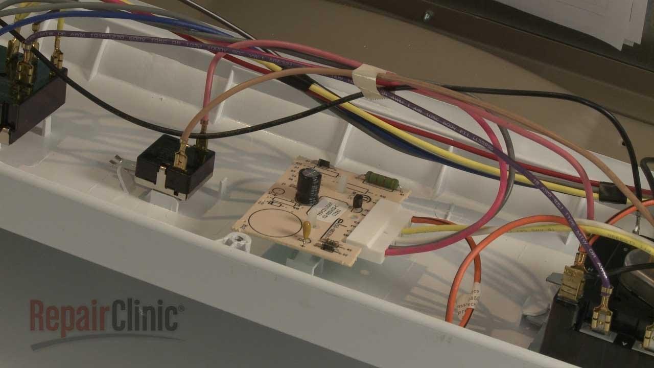 KS_9090] Frigidaire Dryer Timer Wiring Schematic Wiring