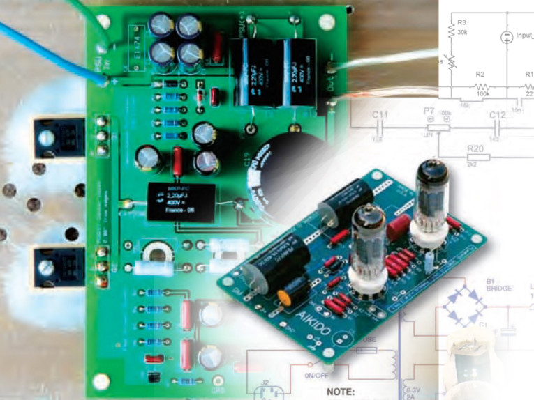 Marvelous A Hybrid Valve Mosfet Se Amp Complete Project Audioxpress Wiring Cloud Ostrrenstrafr09Org