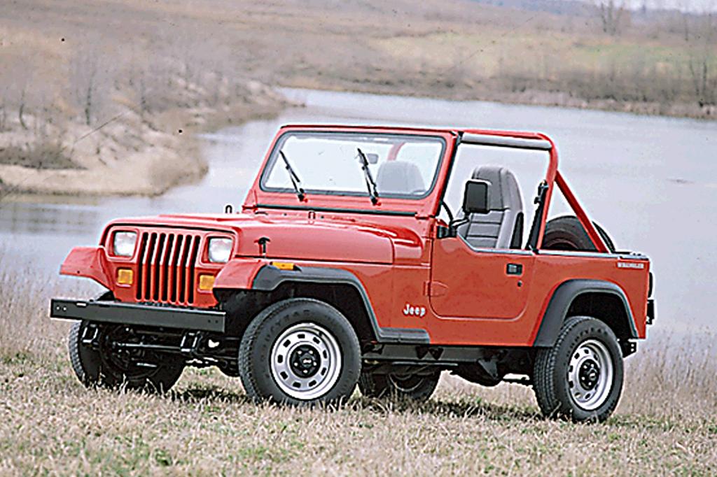 Brilliant 1990 95 Jeep Wrangler Consumer Guide Auto Wiring Cloud Staixaidewilluminateatxorg