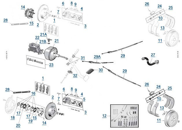 Incredible Jeep Xj Cherokee Brake Parts Caliper Brake Line Diagram 1999 Wiring Cloud Waroletkolfr09Org