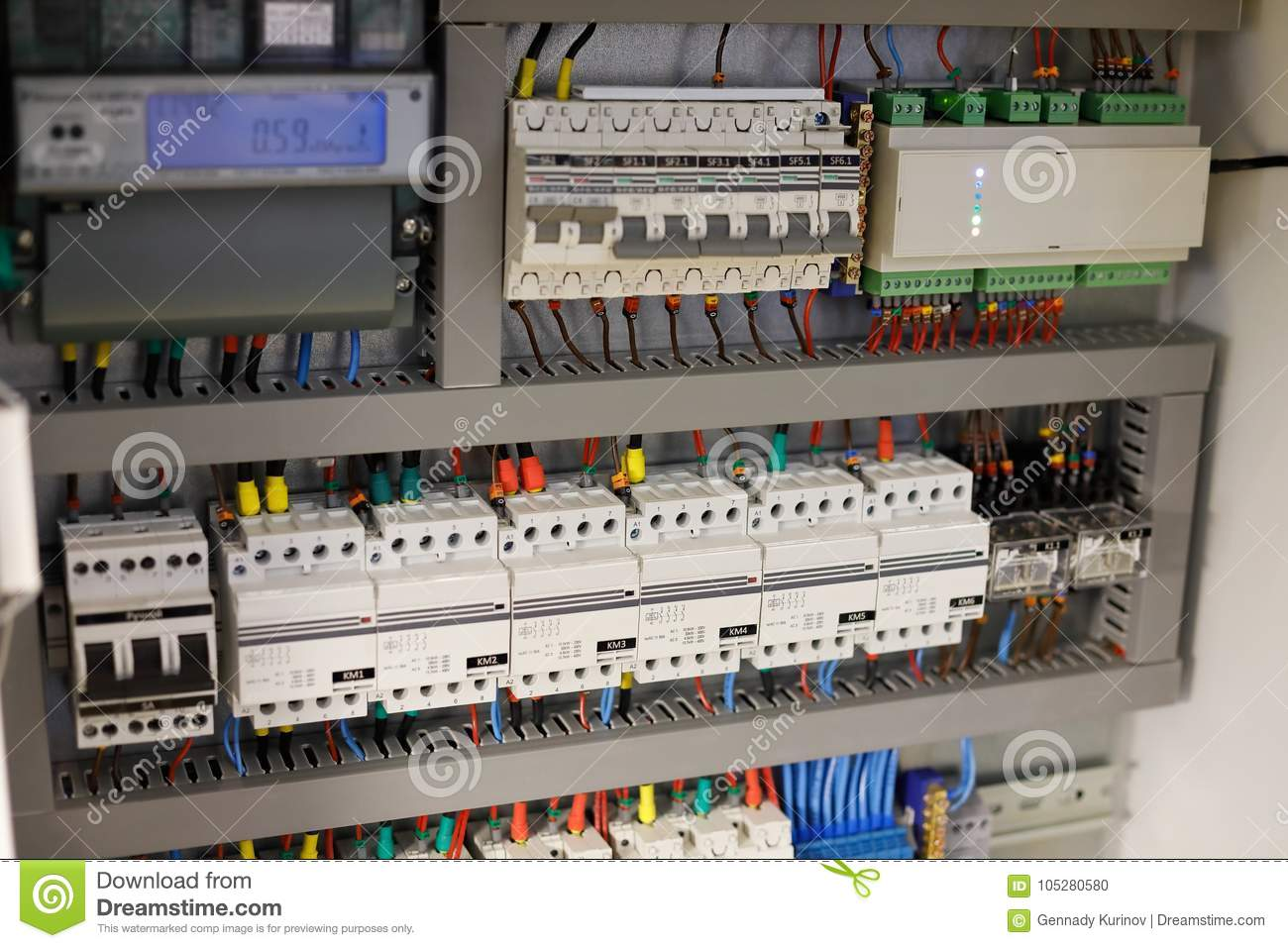 Wondrous Smart Home Automation System Stock Photo Image Of Electrical Wiring Cloud Onicaalyptbenolwigegmohammedshrineorg