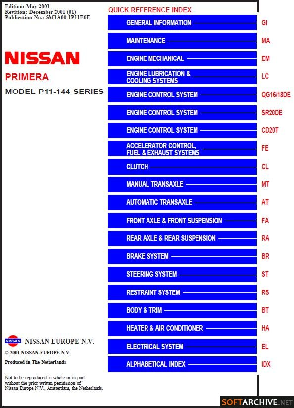 Wondrous Nissan Primera Wiring Diagram Manual Electronic Schematics Collections Wiring Cloud Uslyletkolfr09Org