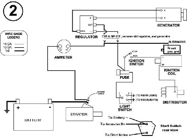 1941 Farmall A Wiring Harness 6 Volt Diagram - 1966 Gto Wiper Wiring Diagram  for Wiring Diagram SchematicsWiring Diagram Schematics