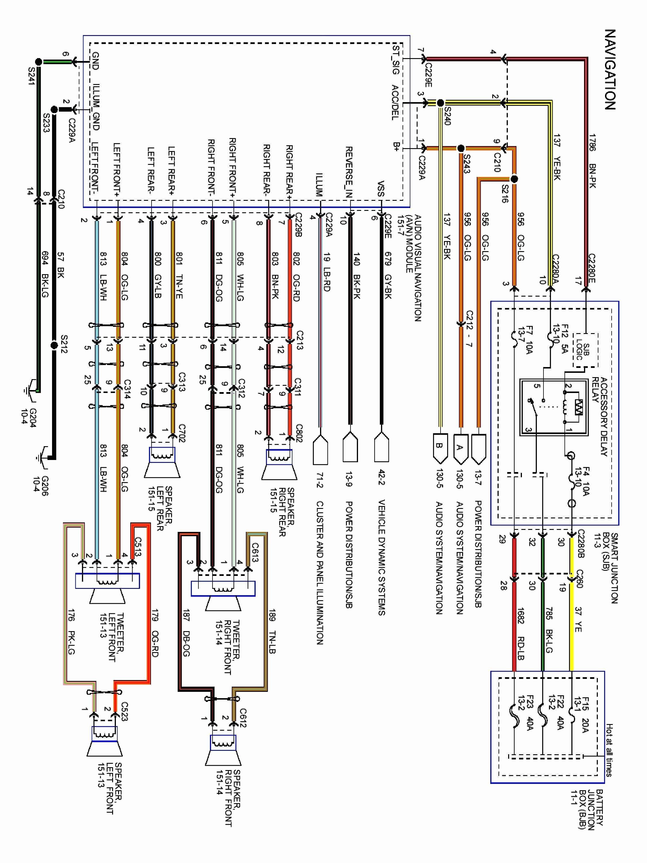 2006 Nissan Titan Stereo Wiring Diagram