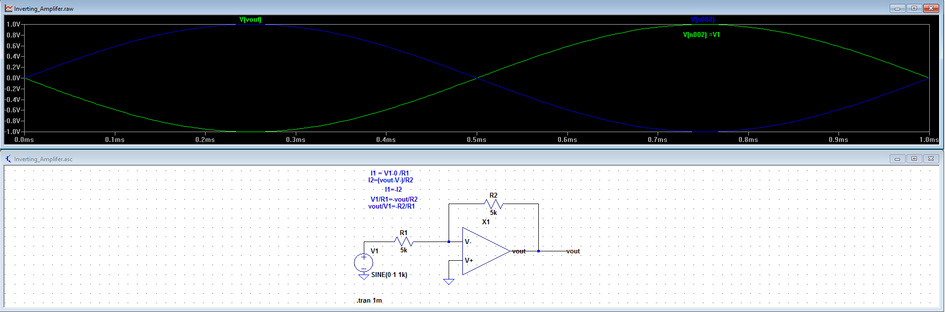 Peachy Introduction To Operational Amplifiers With Ltspice Learn Sparkfun Com Wiring Cloud Picalendutblikvittorg