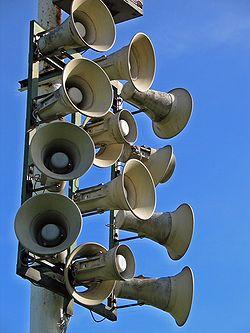 Brilliant Public Address System Wikipedia Wiring Cloud Cranvenetmohammedshrineorg