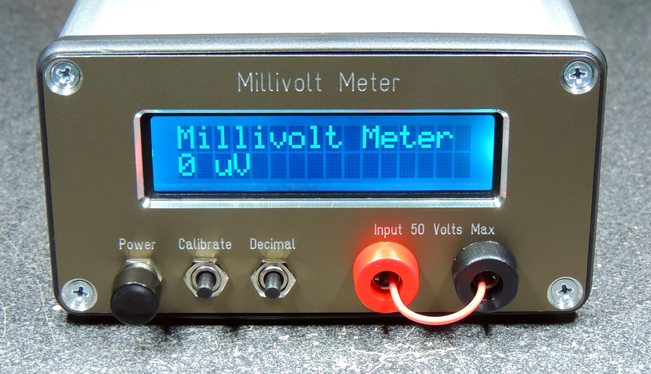 Fantastic Millivolt Meter Barbouris Electronics Projects Wiring Cloud Staixaidewilluminateatxorg