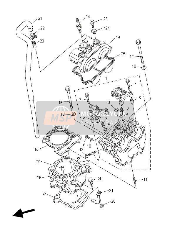 FW_0773] Diagram Of 2005 Yz250F Yz250Ft Yamaha Motorcycle Carburetor Diagram  Schematic Wiring   2007 Yamaha Yz250f Engine Diagram      Atota Aidew Illuminateatx Librar Wiring 101