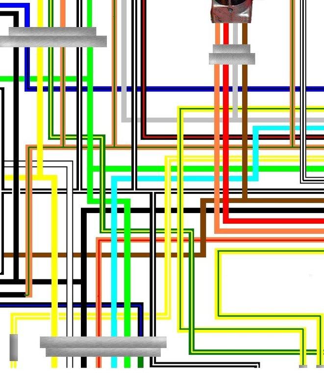 Fine Suzuki Katana 600 Wiring Diagram Wiring Diagram Wiring Cloud Licukshollocom