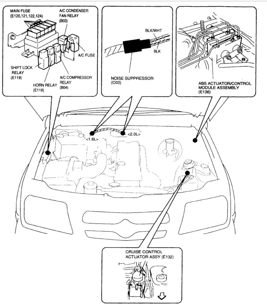 en_2718] 99 grand vitara fuse box schematic wiring  sulf abole norab genion hendil mohammedshrine librar wiring 101