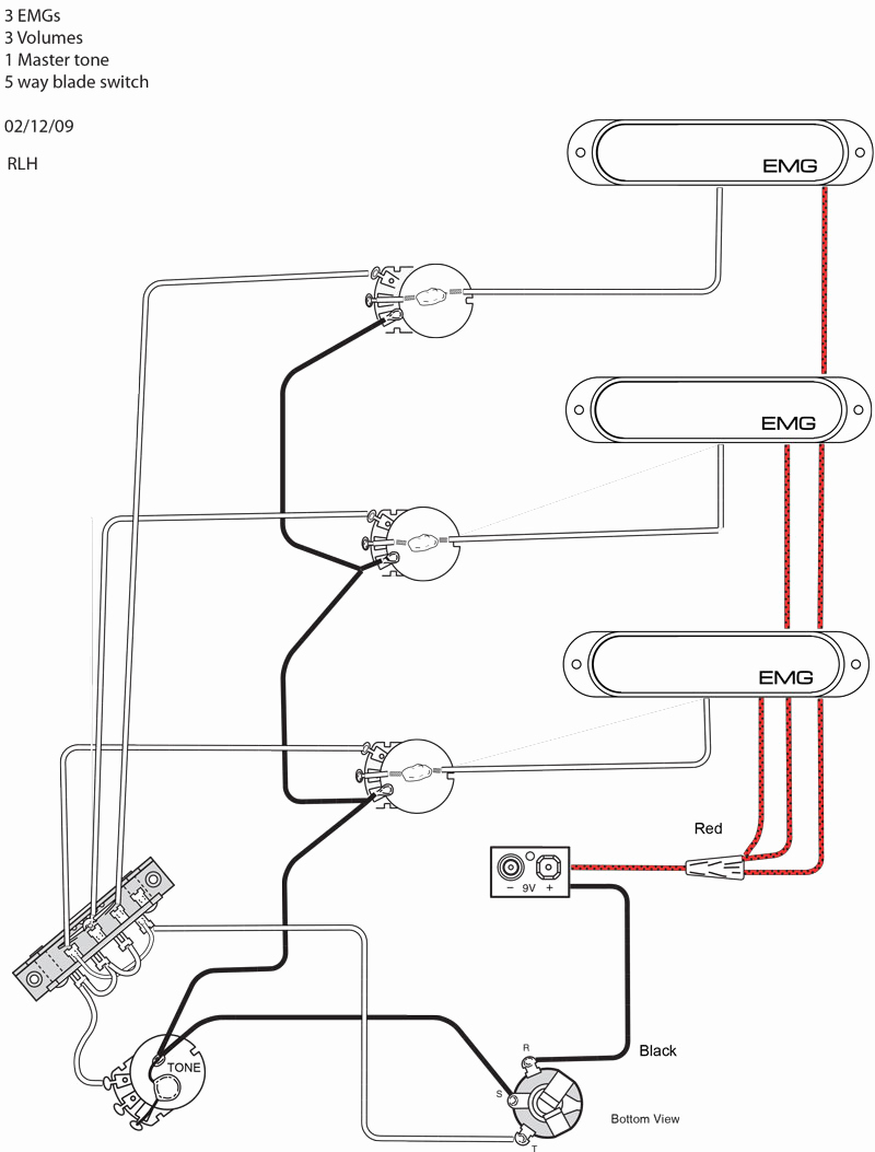 Emg Wiring Diagram 5 Way Switch