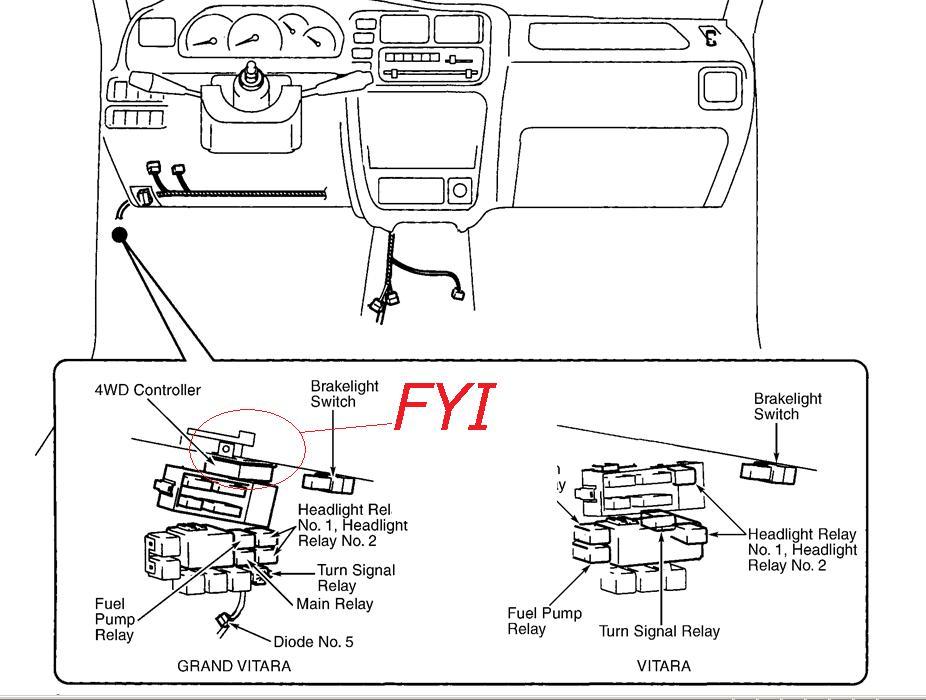 suzuki ignis fuse box ld 3986  cleaner diagram and parts list for bissell  ld 3986  cleaner diagram and parts list
