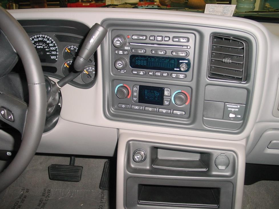 Stupendous 2003 2007 Chevrolet Silverado And Gmc Sierra Extended Cab Car Stereo Wiring Cloud Mousmenurrecoveryedborg