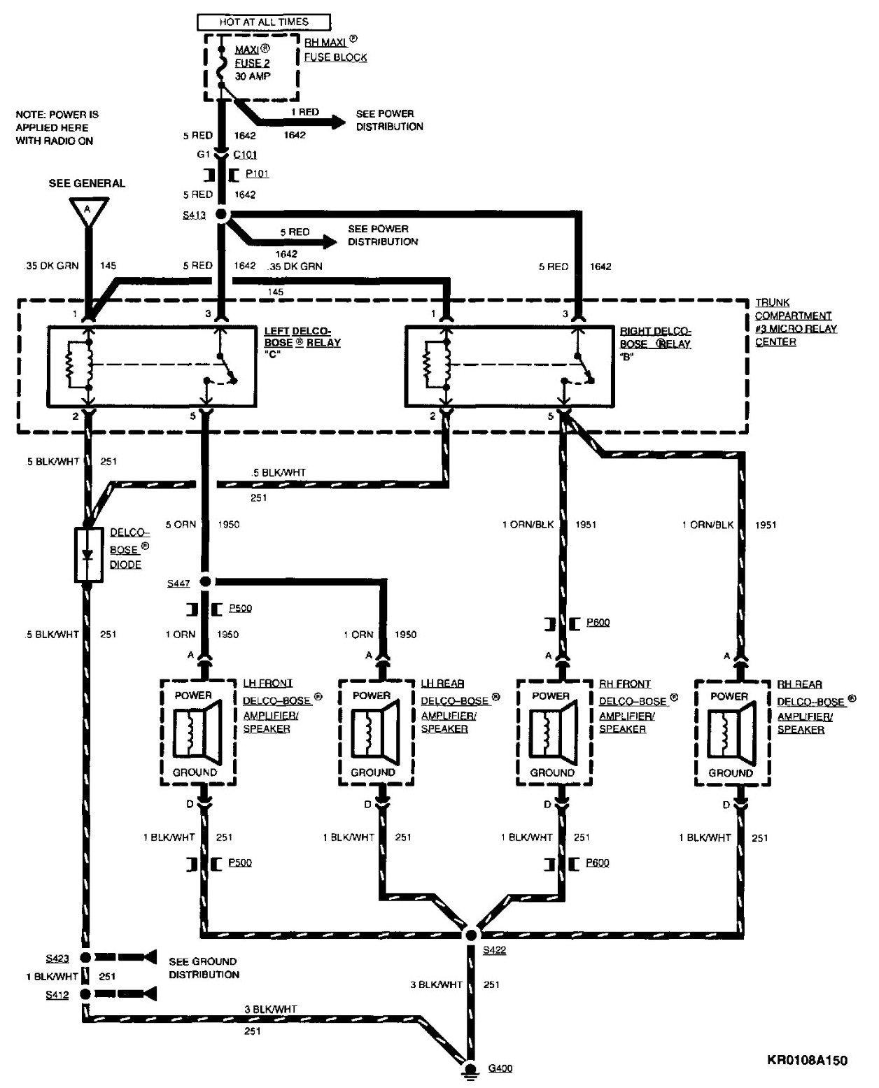 cadillac wiring parts ha 4841  radio wiring harness adapter on cadillac deville radio  ha 4841  radio wiring harness adapter